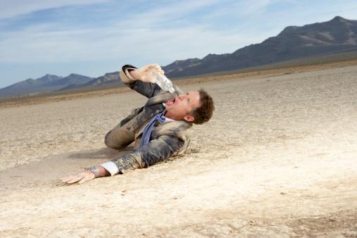 Disidratazione – 10 segnali d'allarme